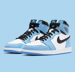 Air Jordan 1 Retro High OG University Blue 2021